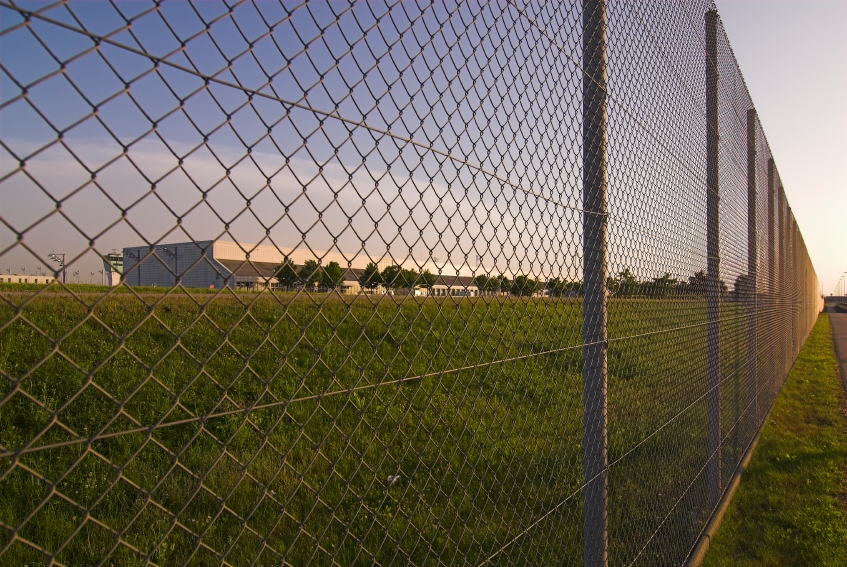 <h5>A chain link fence in the Bay Area is an economical fence</h5>