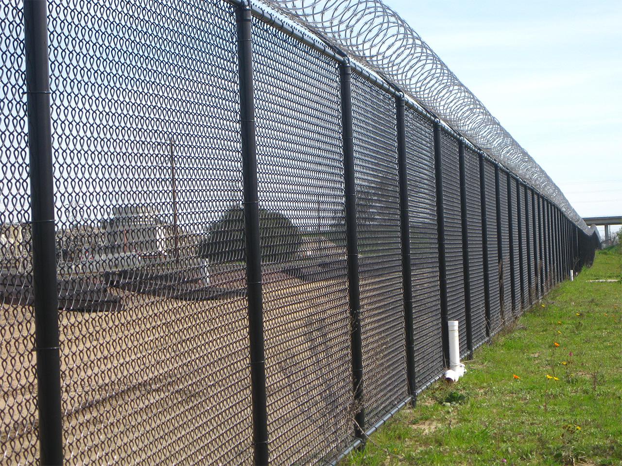 Chain Link Fence Portfolio -